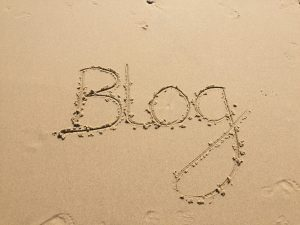 Writing Blog Posts??? So- Not- Me!!!